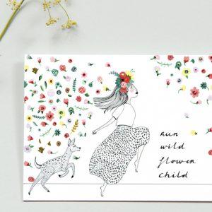 Femme Florale